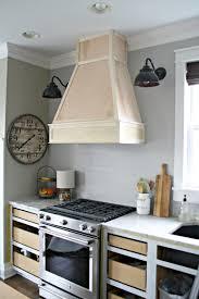 modern kitchen hood free standing hood vent vent a hood island hoods warners stellian