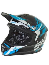 motocross helmets with visor shot blue 2017 furious squad mx helmet shot freestylextreme