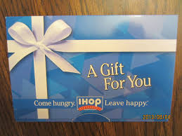 ihop gift cards giveaway 10 ihop gift card for april nyc