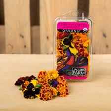organic edible flowers organic edible flowers singapore s healthiest online grocery