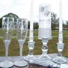 Bling Wrap For Vases Set Of Six 6 Vases Wedding Centerpiece Bridal Shower Bling
