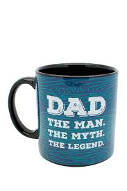 cool coffee mug blue dad the man myth mug by tmd on nordstrom rack cricut