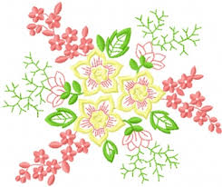 Flower Designs For Embroidery Images Of Flower Designs Free Download Clip Art Free Clip Art
