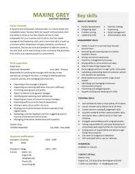 Retail Job Description For Resume by Retail Manager Resume A List Of Retail Cv Templates For Various