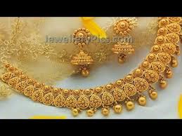 gold set bridal jewellary set 2017 gold jewellery designs