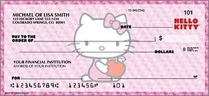 hello kitty checks by sanrio checks unlimited