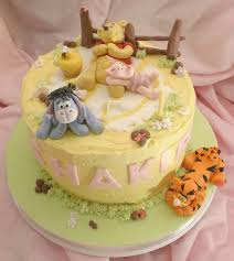 winnie the pooh baby shower cakes baby shower cakes pooh baby shower cake sayings