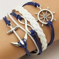 braided cord bracelet images Buy famshin new handmade wristband braided wax jpg