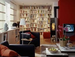 bibliothek wohnzimmer emejing hausbibliothek regalwand im wohnzimmer contemporary home