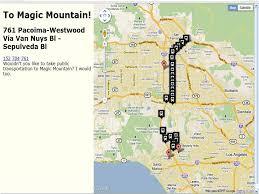 Expo Line Santa Monica Map April 2011 Advanced Gis Web Gis Page 10