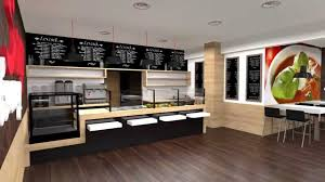 simple interior design fast food exterior about furniture home