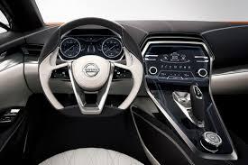 nissan maxima 2016 interior nissan sport sedan concept interior dashboard forcegt com