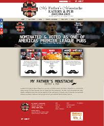 restaurant website design miami gourmet marketing wordpress web sites