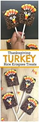 turkey rice krispie treats shugary best of