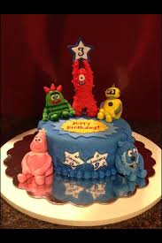 yo gabba gabba birthday cake3d cards 14 best cakes by me images on amazing cakes birthday