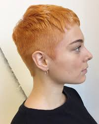 very short pixie hairstyle with saved sides super short pixie haircut side hairstyles for women extra hair ideas