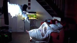 Picture Of Tv The Ring Style Wake Up Prank The Official Video Ghost Coming