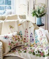 What Is A Coverlet Used For I Am Completely Fascinated By The Use Of The Yoyos In Borders With