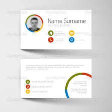 card business card template