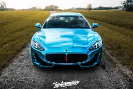 midnight blue maserati dreamwrapsusa home