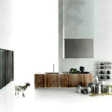 contemporary kitchen aluminum stainless steel steel aprile