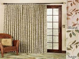 Curtains For Sliding Doors Sliding Door Curtains Ideas For Sliding Door Curtains