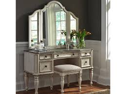 Bedroom Vanity Table Liberty Furniture Magnolia Manor Bedroom Vanity Set Novello Home