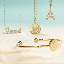 name neclace diamond name necklace pbteen