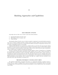 Contract Termination Notice 4 Shielding Approaches And Capabilities Managing Space Radiation