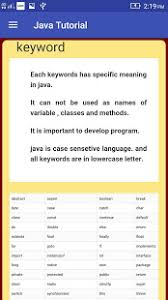 tutorial java play java tutorial and programming learn java offline apps on google play