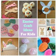 make it fake bake easter craft ideas for kids is the perfect time