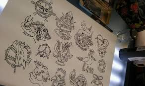 sideshow tattoos to host sea shepherd flash day fundraiser beat