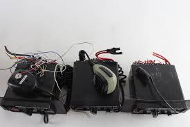 whelen siren light controller whelen siren light controller 3 pieces property room