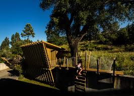 Treehouse Examples Casa No Muro Is A Treehouse Built On A Wall Instead Of A Tree