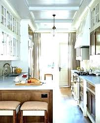 ideas for galley kitchen small galley kitchens kitchen design magnificent cool top small