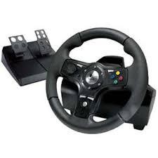 joystick volante joystick volante p xbox 360 logitech drive fx axial feedback