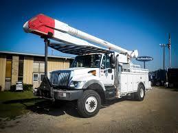 bucket boom trucks for sale