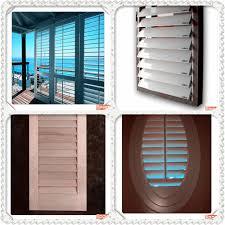 powder coating aluminum casement window shutter window louvre