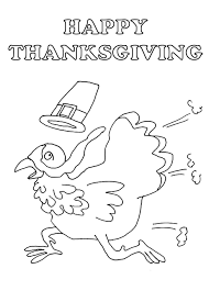 turkey picture to color for thanksgiving thanksgiving coloring pages