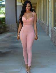 pink jumpsuit womens wholesale jumpsuits for from china ohyeahlady com