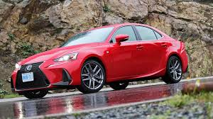 lexus sriracha 2017 lexus is first drive review