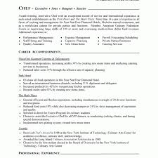 Resume Sample After Long Break by Resume Sample For Waiter Position Food Server Example Job