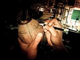 membuat kerajinan yg unik kerajinan dari bahan batok kelapa yang unik dan kreatif sarungpreneur