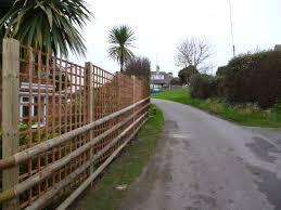large square trellis panels john bright fencing
