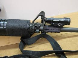 ar 15 light mount flashlight mount on ar 15 northwest firearms oregon washington