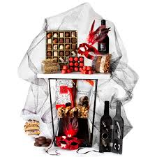 oh nuts purim baskets purim modern large carmine deco plant stand gift basket with wine
