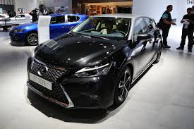 lexus uk contact facelifted lexus ct shown at the 2017 frankfurt motor show auto