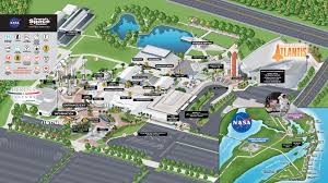 Port Canaveral Florida Map by Excursion Focus Kennedy Space Center On Your Own Tour Royal