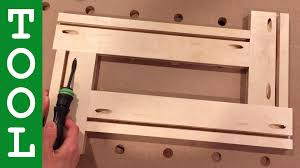templates for routers how to make an adjustable routing template youtube
