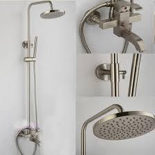 Bathroom Shower Handles Bathroom Shower Fixtures Shower Faucet Combosbathroom Inside